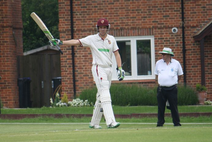 IMG_1666 Another half century for Jake Winter